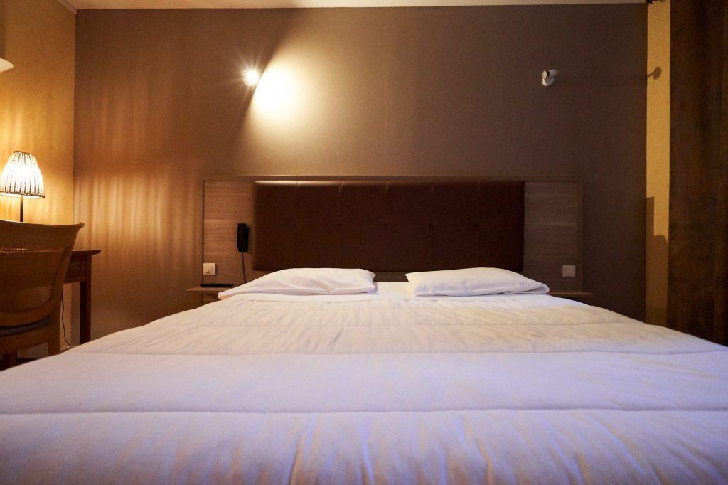 hôtel la flambée bergerac toutes les chambres ont une literie nano bultext